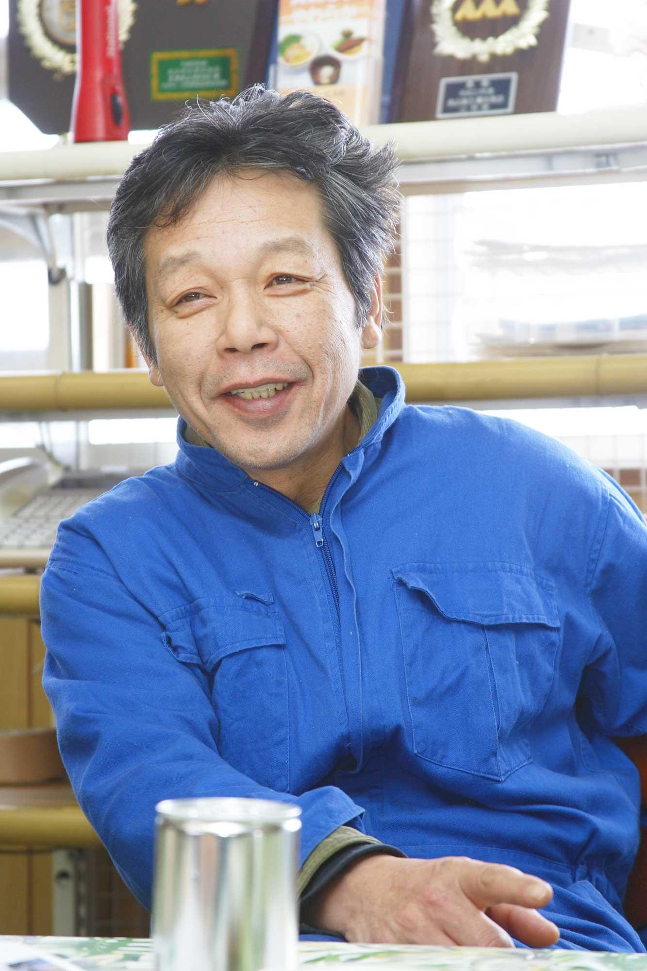 山形県アンテナショップおいしい山形 つくり手を訪ねて|宮澤食品株式会社 代表取締役社長 宮澤正一さん