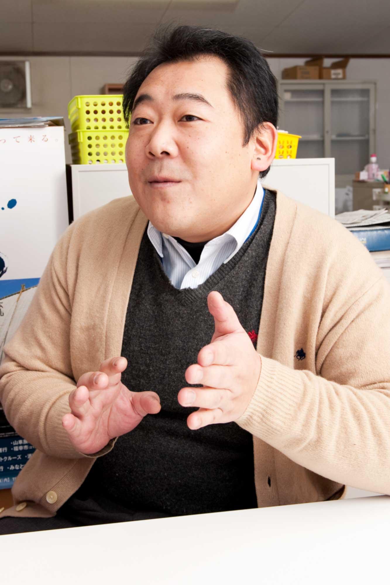 山形県アンテナショップおいしい山形 つくり手を訪ねて|有限会社木川屋本店 代表取締役 中鉢宏さん