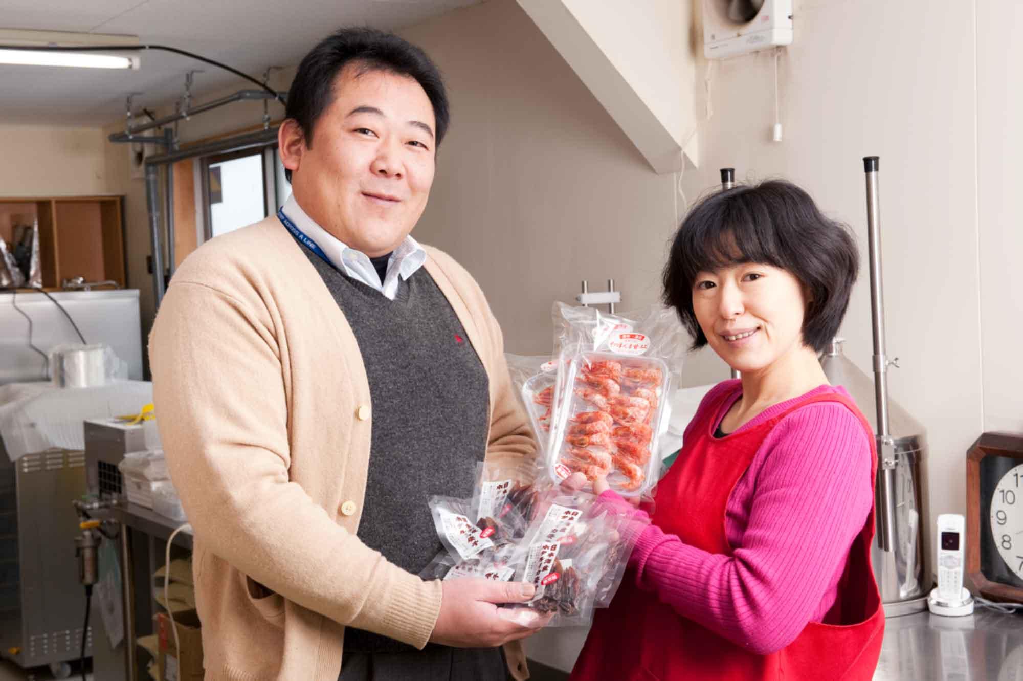 山形県アンテナショップおいしい山形 つくり手を訪ねて|有限会社木川屋本店