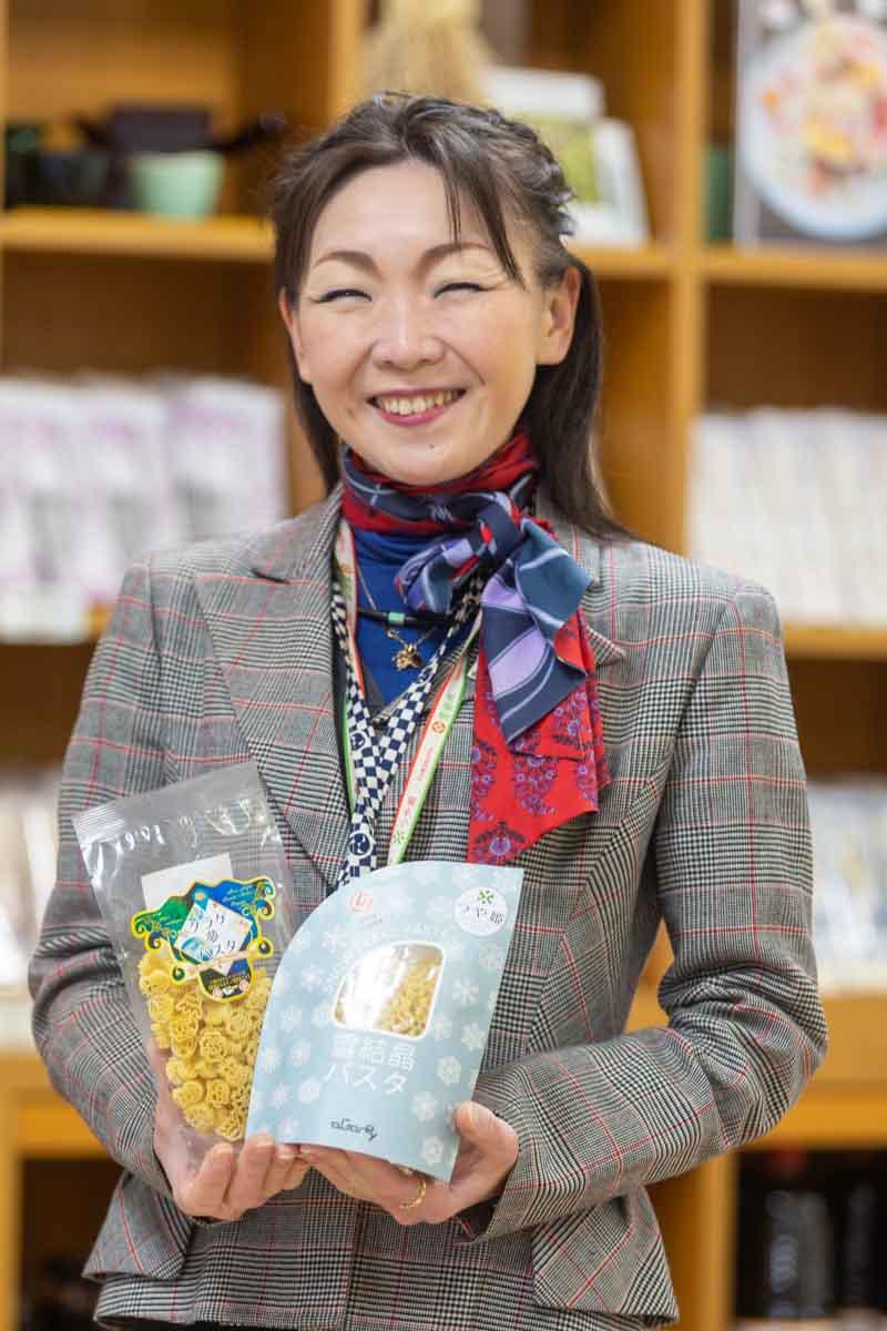 山形県アンテナショップおいしい山形 つくり手を訪ねて|有限会社玉谷製麺所 代表取締役 阿部俊彰さん